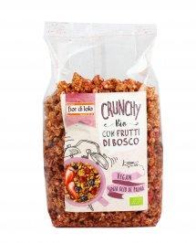 Crunchy Bio con Frutti di Bosco