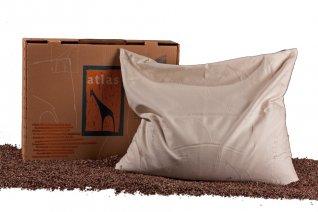 Cuscino Grande Atlas con Grano Saraceno