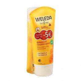 Detergente Babywash Corpo e Capelli alla Calendula (2x200 ml)