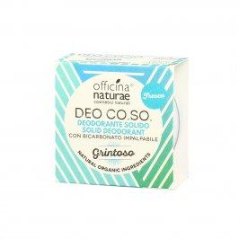 "Deodorante Solido Naturale ""Grintoso"" - Co.so."