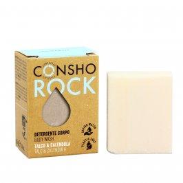 Detergente Corpo Solido Talco e Calendula - Consho Rock