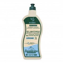 Detersivo Lavastoviglie Limone e Salvia