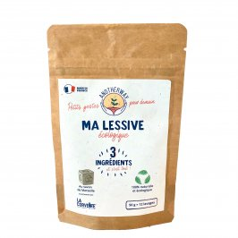Detersivo Ecologico con Sapone di Marsiglia - (Ricarica 50 gr.)