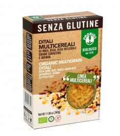 Ditali Multicereali  - Senza Glutine