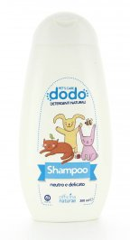 Shampoo Neutro e Delicato per Animali - Dodo Pet's Care