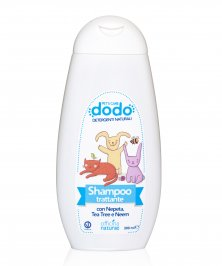 Shampoo Trattante per Animali - Dodo Pet's Care