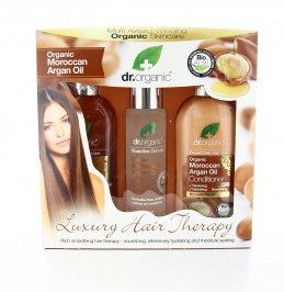 Organic Moroccan Argan Oil - Lixury Hair Therapy