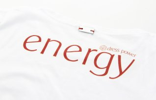 Dress Power T-Shirt - Energy Donna Taglia S