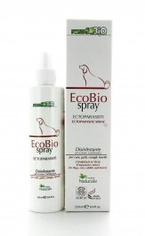 Ecobio - Spray Ectoparassiti