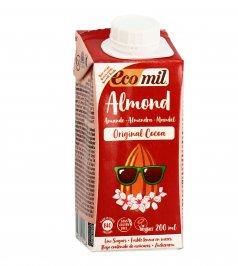 Bevanda Vegetale di Mandorla al Cacao