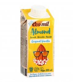 Bevanda Vegetale di Mandorla alla Vaniglia