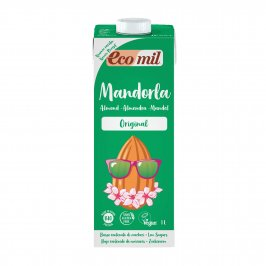 Latte di Mandorla Biologico - Senza Glutine
