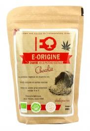 Proteine di Canapa al Cioccolato - Eden Origine