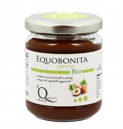 Crema Nocciole e Cacao Bio - Equobonita Green