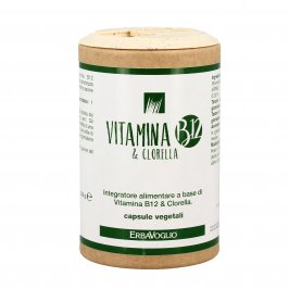 Vitamina B12 & Clorella