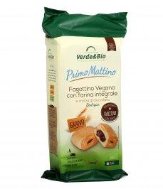 Fagottino Vegano Integrale con Gocce di Cioccolato