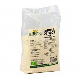 Farina di Ceci Biologica- Senza Glutine