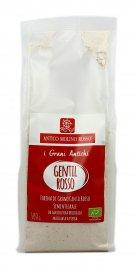 Farina di Grano Tenero Semintegrale varietà Gentilrosso