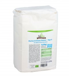 Farina di Grano Tenero Tipo 0 2,5 Kg