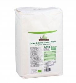 Farina di Grano Tenero Tipo 1 Biologica 2,5 Kg