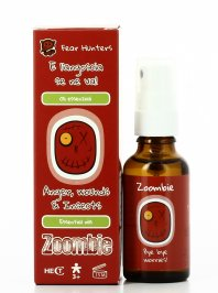 Fear Hunter Zombie - Aromaterapia per Bambini