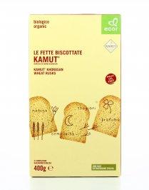 Fette Biscottate KAMUT® - grano khorasan da Agricoltura Bio