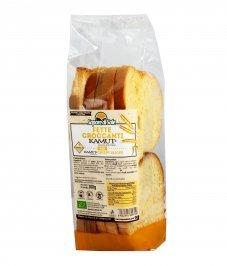 Fette Croccanti di KAMUT® - grano khorasan