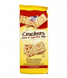 Crackers Salati in Superfice Bio