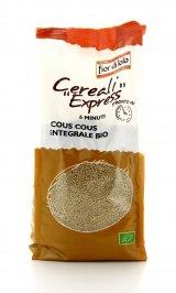 Cereali Express - Cous Cous di Semola Integrale di Grano Duro Bio