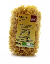 FIORI DI MAIS Pasta artigianale, senza glutine, a base di mais di Bio In