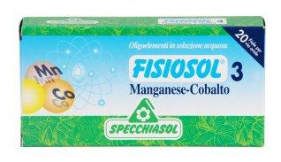 Fisiosol 3 - Manganese-Cobalto