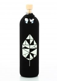 Bottiglia Vetro Programmato Neo Design Tangram