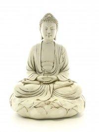 Buddha in Meditazione nella Posizione del Loto
