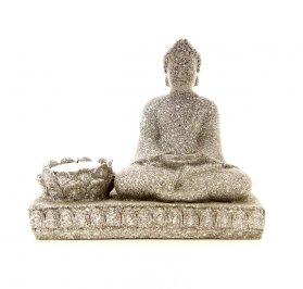 Buddha con Portalumino