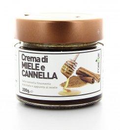 Crema di Miele di Acacia e Cannella