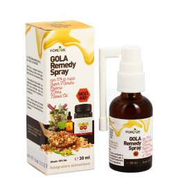 Spray Gola Remedy MGO 400