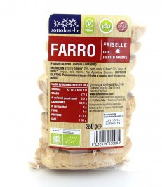Friselle di Farro con Lievito Naturale