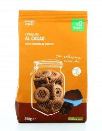 Frollini al Cacao Biologici