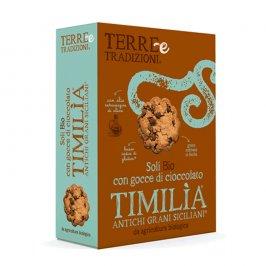 Frollini Bio con Gocce di Cioccolato Fondente - Timilìa Antichi Grani Siciliani
