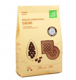 Frollini Semintegrali al Cacao