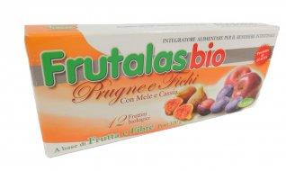 Frutalas Bio Prugne e Fichi