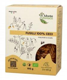 Fusilli 100% Farina di Ceci Bio - Senza Glutine