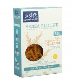Fusilli Multicereali con Quinoa - Senza Glutine