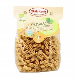 Pasta Bio con Grano Senatore Cappelli - Fusilli
