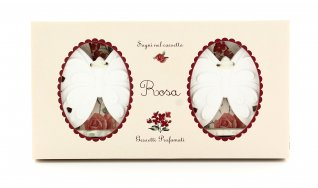Gessetti Farfalla Profumati alla Rosa
