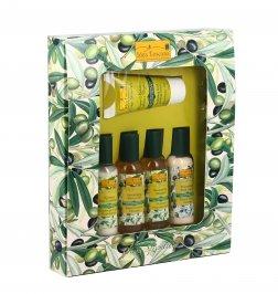 Gift Set Olive Prodotti Corpo - Confezione Regalo