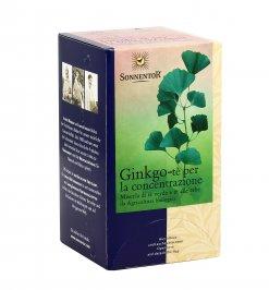 Gingko - Tè per la Concentrazione