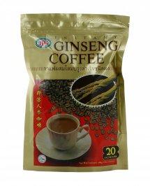 CAFFè AL GINSENG ISTANTANEO - 20 BUSTINE Buono e dall'aroma intenso, questo caffè è ideale per ritrovare la giusta carica alla mattina di Mercurio Erbe