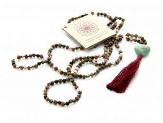 Gioielli Mala - Heart of Protection