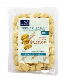 Gnocchi di Patate Bio alla Quinoa